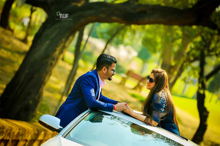 SAURABH & NISTHA Pre-Wedding Photography Album